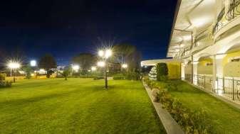 giardino notte